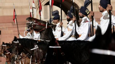 Change of Guard Ceremony to resume from this Saturday i.e. February 6