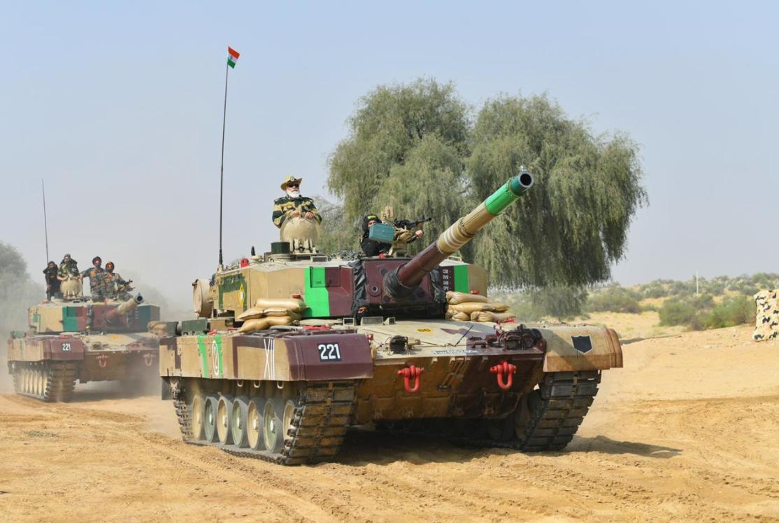 PM Modi to Dedicate Arjun Main Battle Tank (MK-1A) to the Indian Army on Sunday
