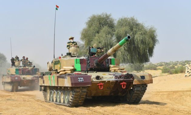 PM Modi to Dedicate Arjun Main Battle Tank (MK-1A) to the Indian Army on Sunday