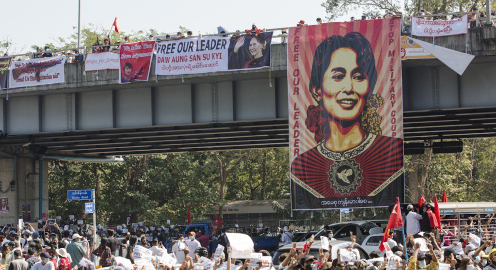 Myanmar: trial of Aung San just the latest in a long line of unlawful prosecutions by illegal regimes