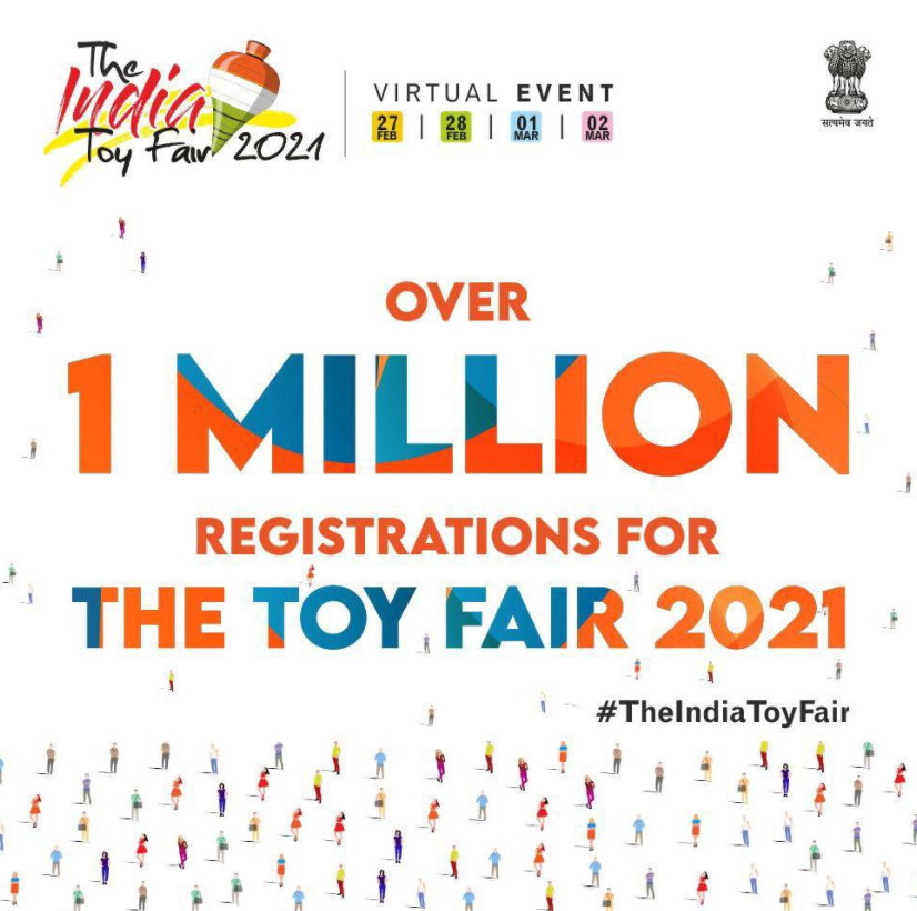 PM Narendra Modi to Inaugurate 'Toy Fair 2021' today at 11am via video conferencing