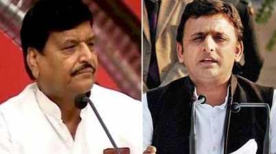 Shivpal Yadav Asaduddin Owaisi meet – political speculation started