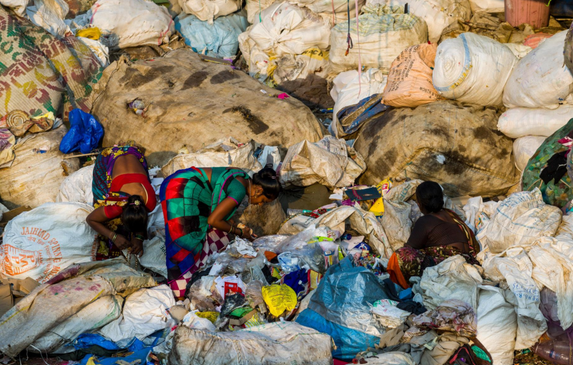 Taboos around menstruation are leading to a growing environmental crisis in India