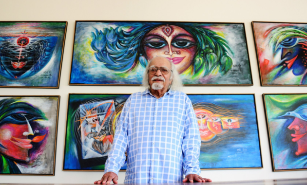 Padma Bhushan artist Laxman Pai passes away in Goa