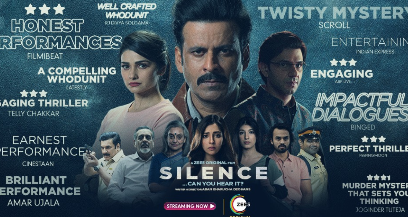 Silence, Can You Hear It Movie Review