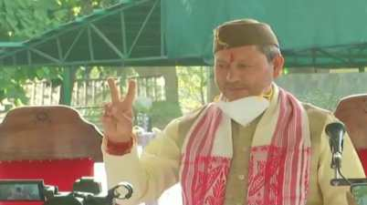 Tirath Singh Rawat - youth leader to Uttarakhand CM