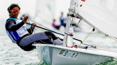 Nethra Kumanan Becomes First Indian Woman Sailor To Qualify For Tokyo Olympics