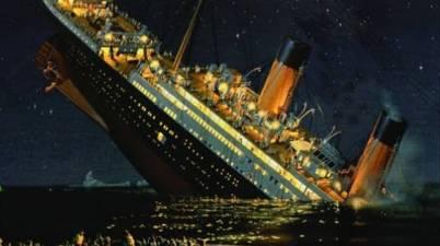 April 15, 1912 Titanic Sank in 1912