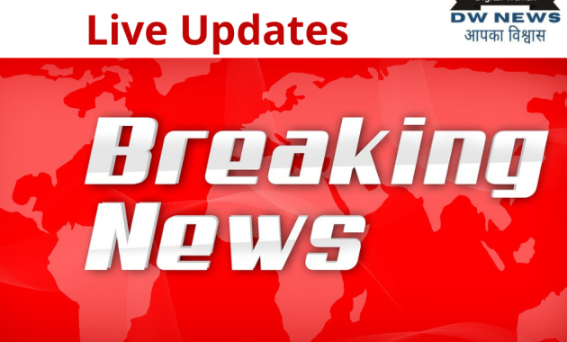 Breaking news live updates
