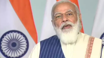 August 5 will be remembered in history': PM Modi