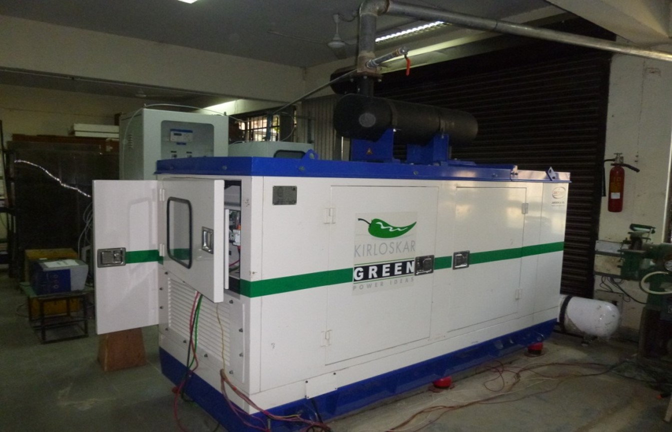 Delhi: IIT builds environment friendly Hydrogen fuelled Spark-Ignition Engine Generator