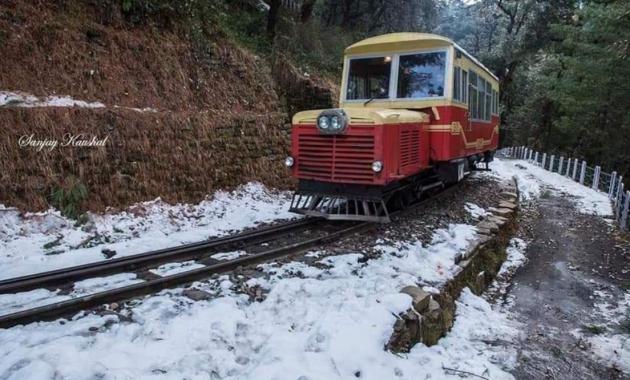 four-new-trains-started-on-kalka-shimla-railway-heritage-track
