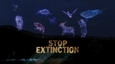 Spectacular video appeal by Greenpeace to G7