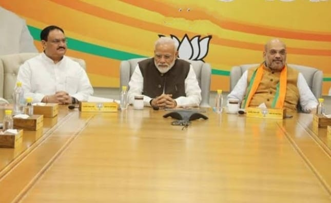 PM Modi To Chair An All Party Meeting From Jammu And Kashmir On June 24