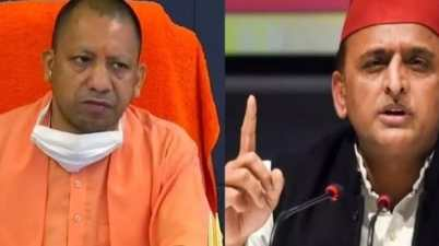 Uttar Pradesh Zila Panchayat Adhyaksh Election 2021 - BJP and SP in close contest