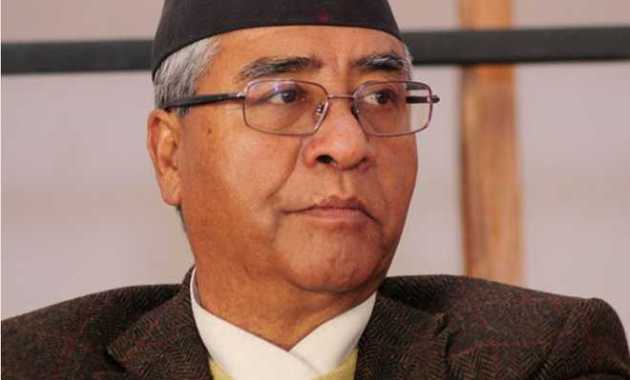 Nepal's Supreme Court orders appointment of Nepali Congress President Sher Bahadur Deuba as prime minister