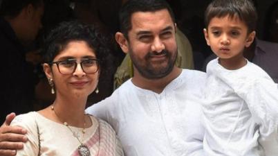 Bollywood News: Aamir Khan, Kiran Rao announce divorce