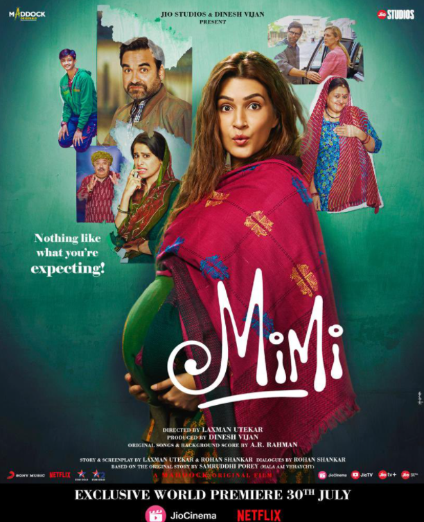Mimi official trailer out
