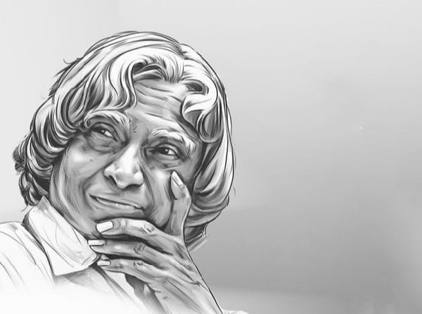 APJ Abdul Kalam Death Anniversary:Remembering The People's President