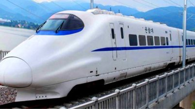 Bullet train to link Delhi and Ayodhya