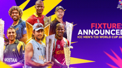 T20 World Cup - World Cup 2021 fixtures revealed