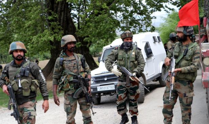 Junior Commissioned Officer (JCO) of Army martyred in encounter with terrorists in Jammu and Kashmir's Rajouri district