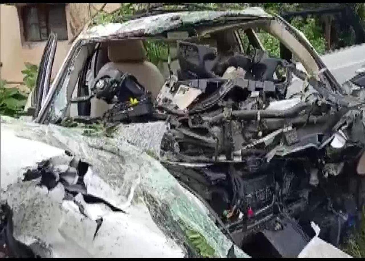 Karnataka 7 killed in car crash in Bengaluru