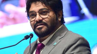 Babul Supriyo, Quits Politics
