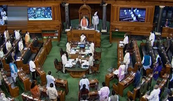 Lok Sabha passes OBC quota Bill