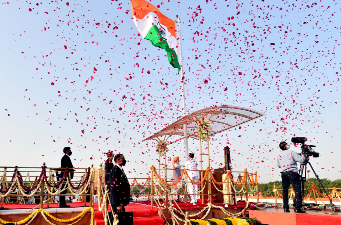 India celebrates its 75th Independence Day