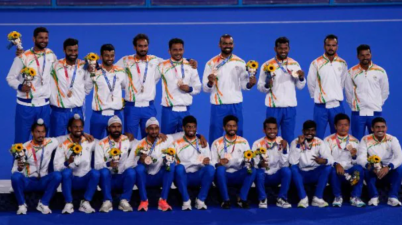 Punjab renames 10 government schools after members of Olympic medalist hockey team players