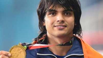 Tokyo Olympic 2020 gold medalist Neeraj Chopra