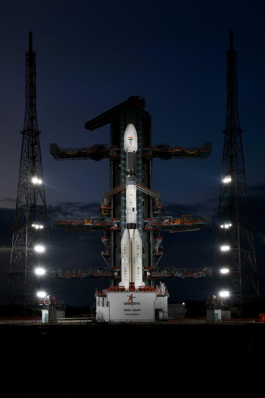 ISRO, Mission GSLV-F10 Failed