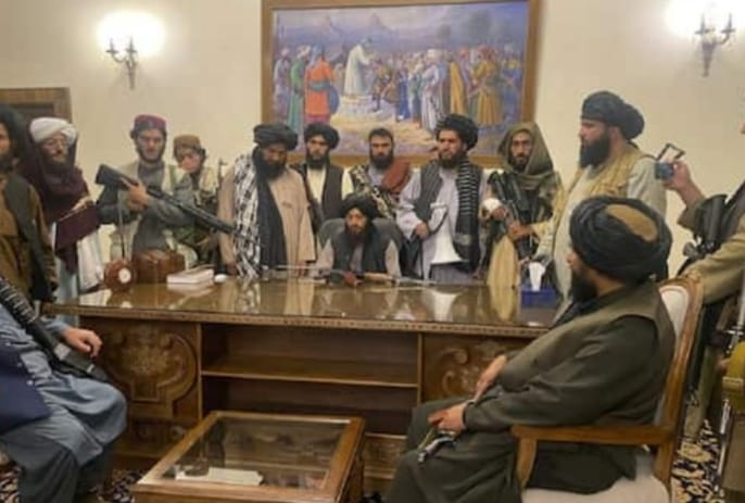 Afghanistan Sudden Fall to Taliban Ends