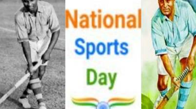 """National Sports Day: Remembering The Wizard of Hockey """"Major Dhyan Chand"""""""