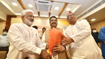 UP Elections 2022 BJP strikes alliance with Apna Dal and Nishad Party