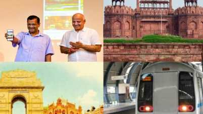 Delhi CM Kejriwal launches 'Dekho Mere Dilli' mobile app to boost tourism