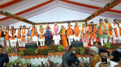 Gujarat's New Cabinet Fresh New faces in Bhupendra Patel's Gujarat Cabinet