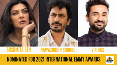 International Emmy Awards 2021 - INTERNATIONAL EMMY AWARDS NOMINEES ANNOUNCED