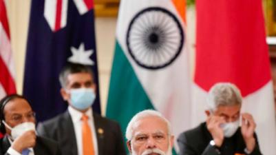 PM Modi's remarks at Quad Leaders' Summit