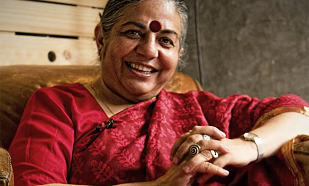Vandana Shiva: An Inspiration