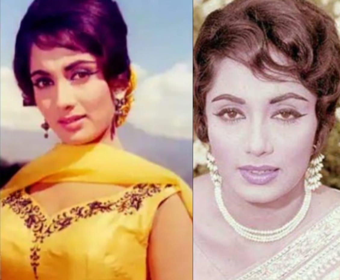 Bollywood: Happy Birthday Sadhana Shivdasani