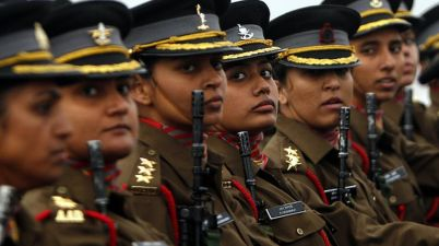 Decided To Allow Women In National Defence Academy, Centre toSupreme Court