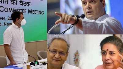 Rahul Gandhi will consider returning as Congress President - Sources